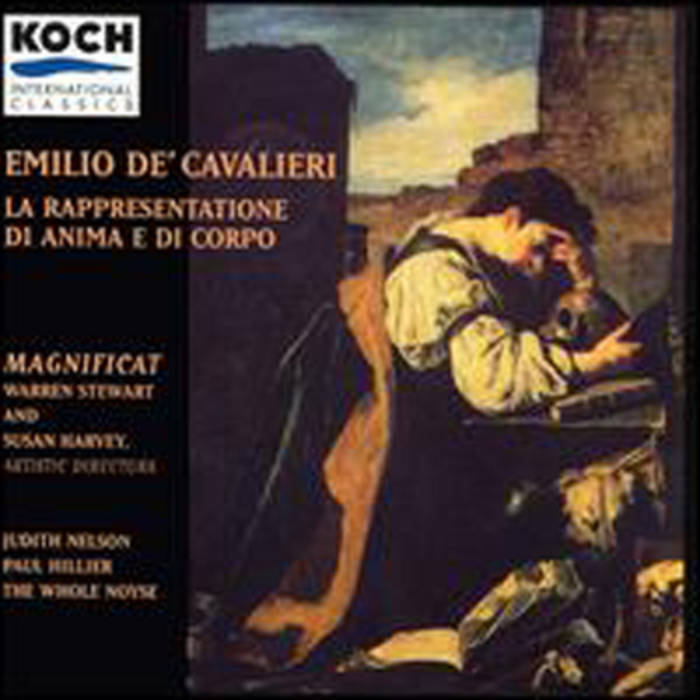 Cavalieri Rappresentatione di Anima e di Corpo cover art