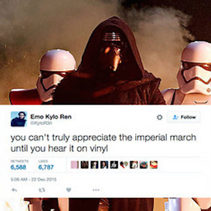 Kylo Ren's Imperial (DEATH) March 666 420 69 jk lol cover art