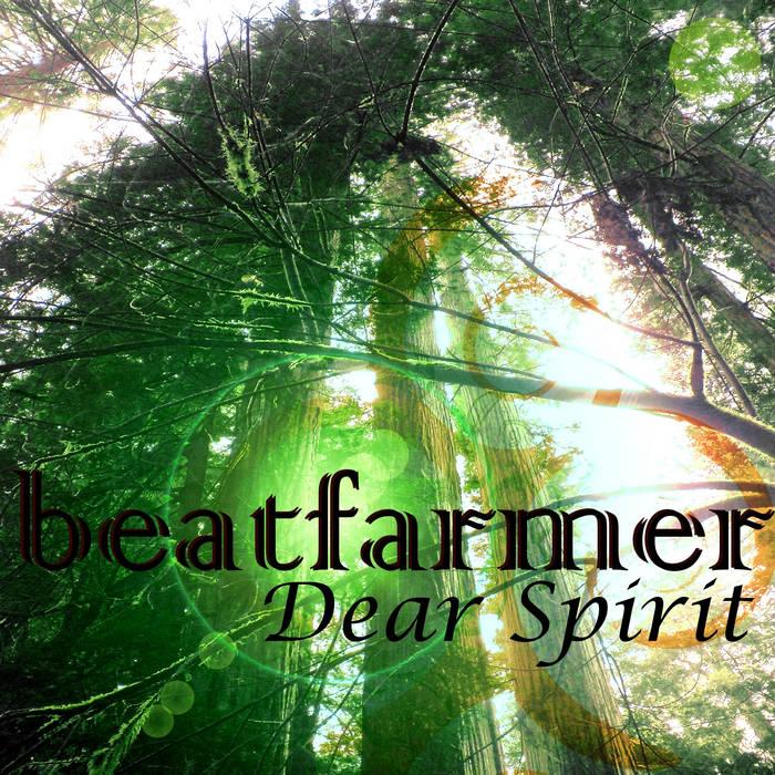 Dear Spirit- free ep cover art