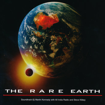 The Rare Earth Soundtrack Cover