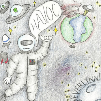 Havoc EP cover art