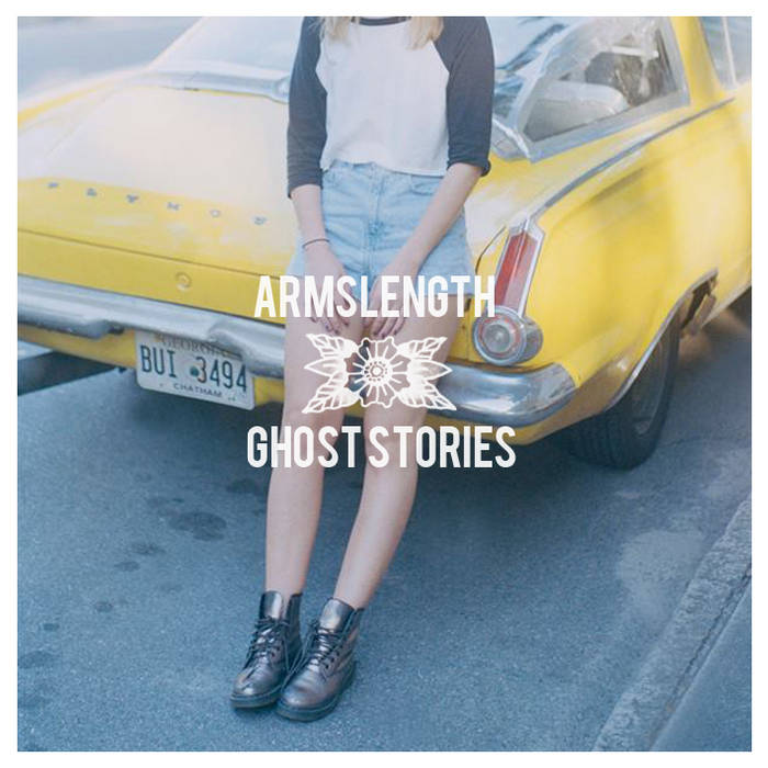 Armslength/Ghost Stories Split cover art
