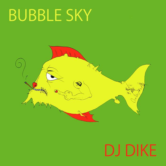 BUBBLE SKY EP cover art