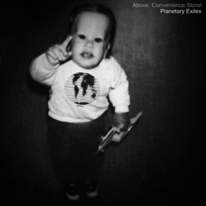 Planetary Exiles EP cover art