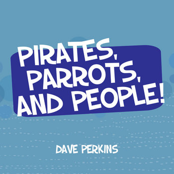 Pirates, Parrots and People cover art