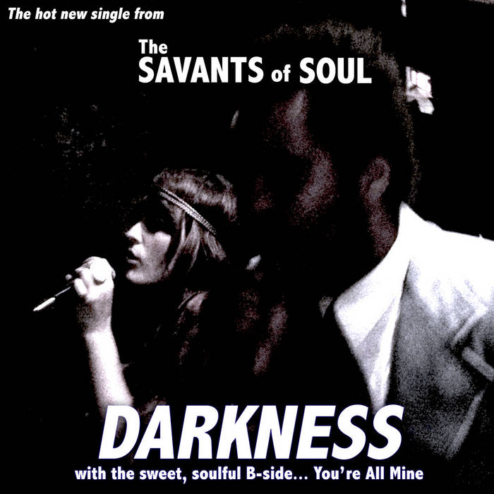 Darkness (Digital 45) cover art
