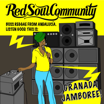 CR28 - RED SOUL COMMUNITY - Granada Jamboree cover art