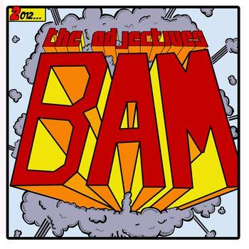 BAM! cover art