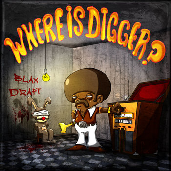Where is Digger? cover art