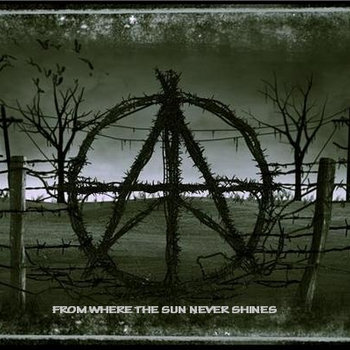 FROM WHERE THE SUN NEVER SHINES cover art
