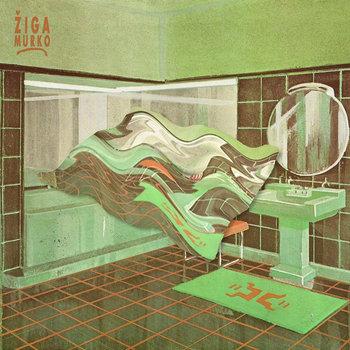 Green room cover art