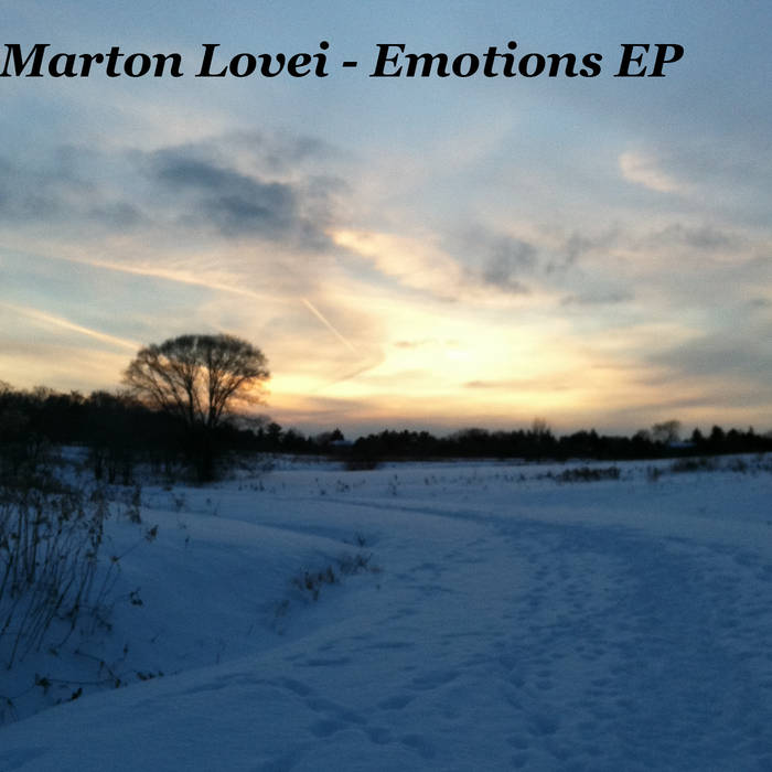Emotions EP cover art