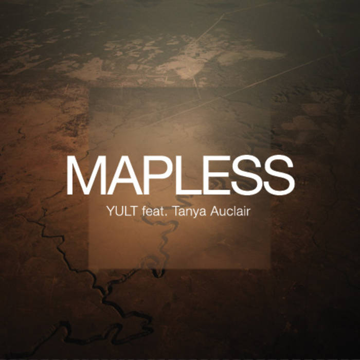 Mapless cover art