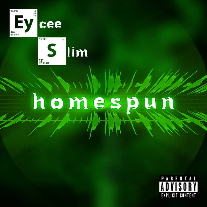 Homespun cover art