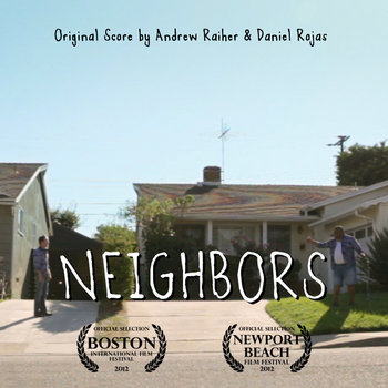 Neighbors (Original Score) cover art