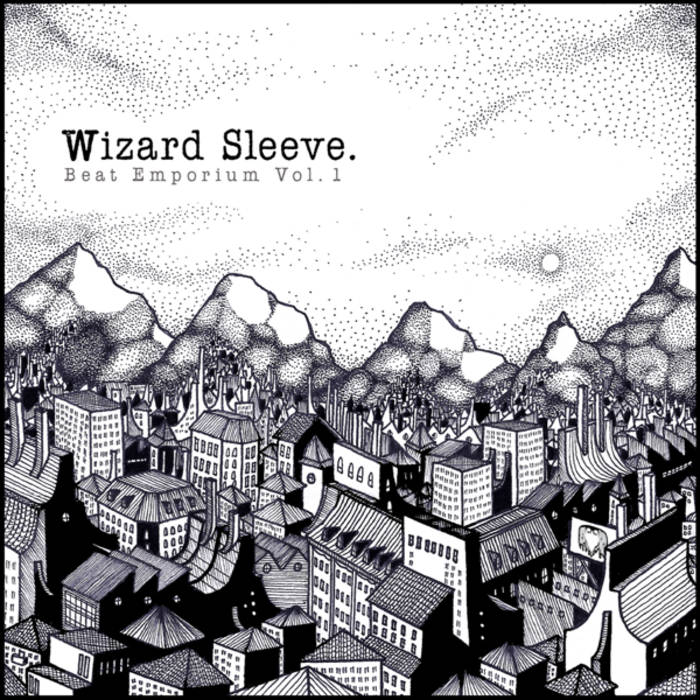 Wizard Sleeve Beat Emporium Vol. 1 cover art