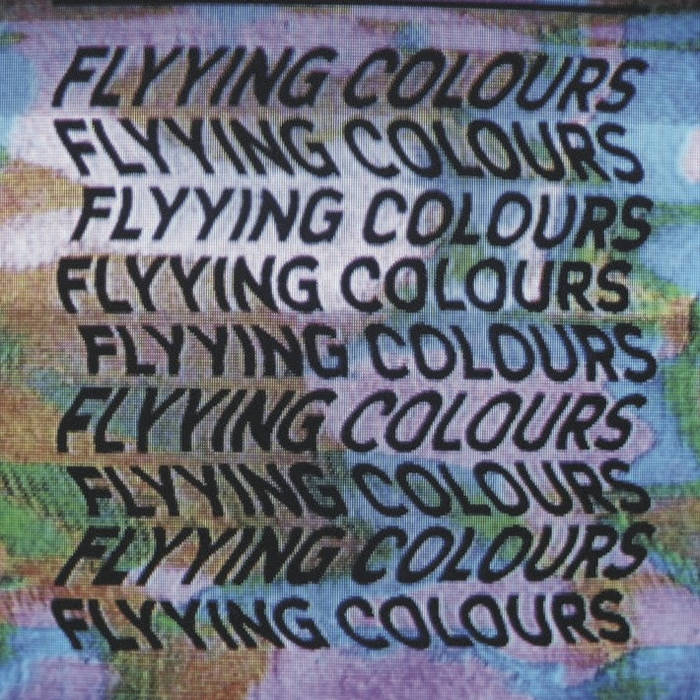 Flyying Colours EP cover art