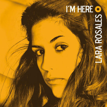 I'm here cover art