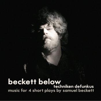 Beckett Below cover art