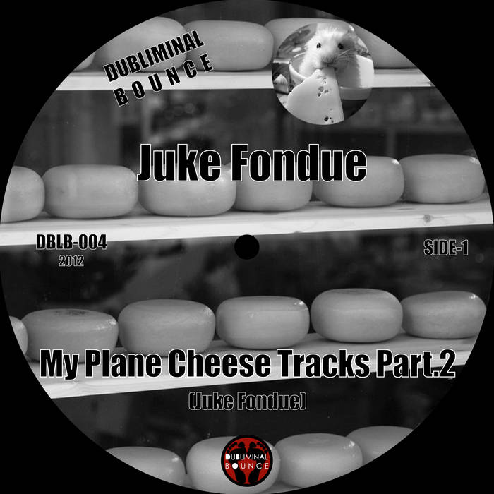 My Plane Cheese Tracks Part.2(DBLB-004) cover art