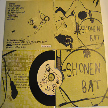 e.p # 2 cover art