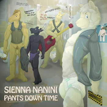 Pants Down Time cover art