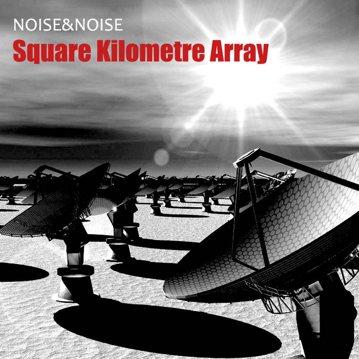 Square Kilometre Array cover art
