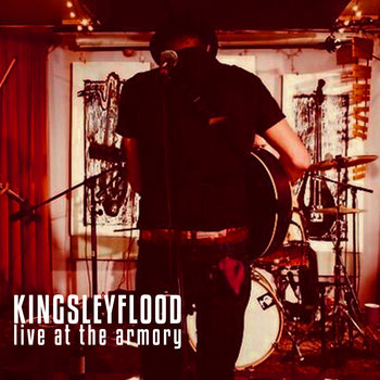 Live at the Armory cover art
