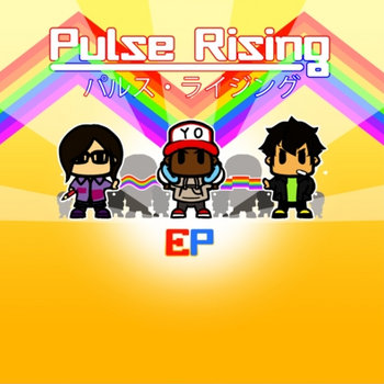 Pulse Rising cover art