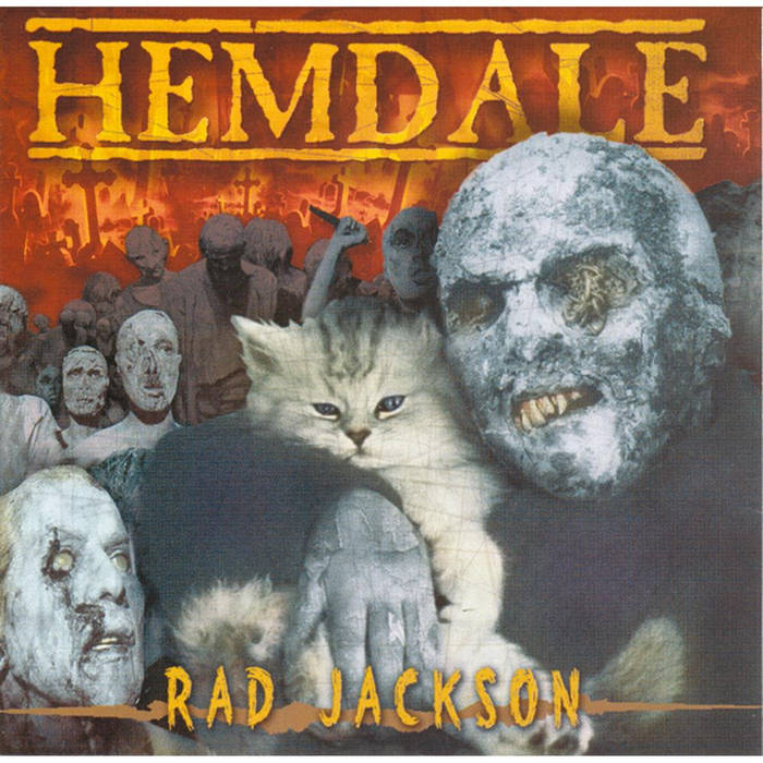Rad Jackson cover art