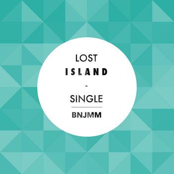 LOST ISLAND - Single cover art