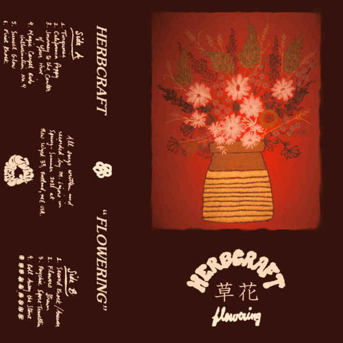 Flowering cover art