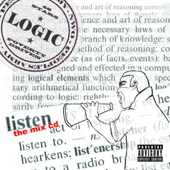Listen To My MixCD cover art