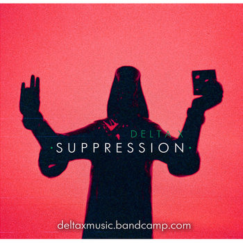 Suppression EP cover art