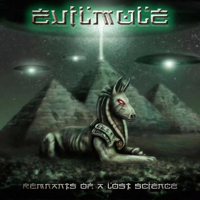 Remnants of a Lost Science cover art