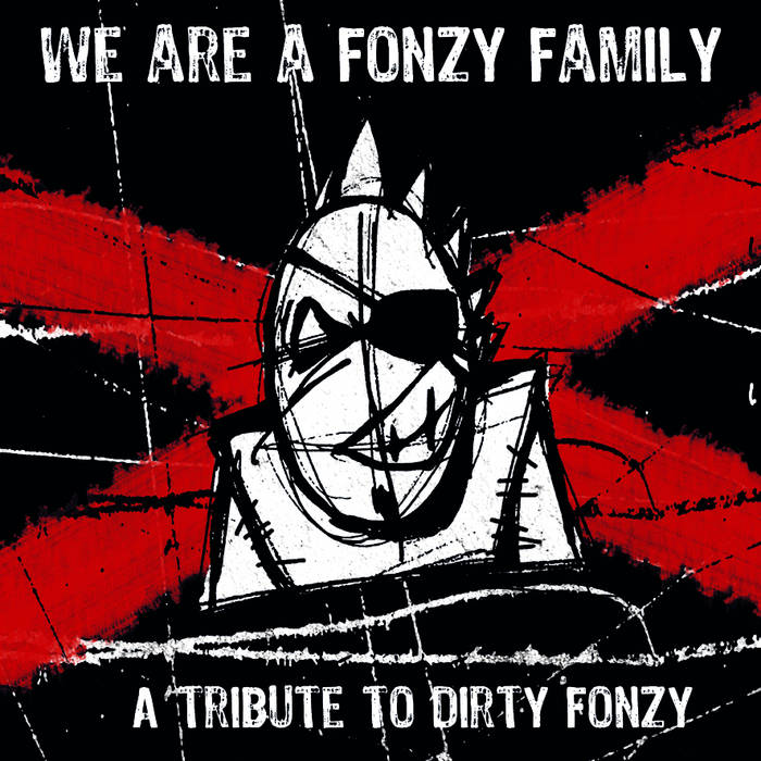 We are a dirty family cover art