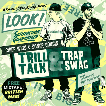 Trill Talk & Trap Swag cover art