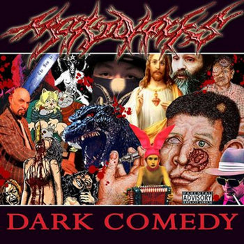 Dark Comedy cover art