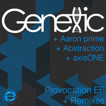 Provocation EP + Remixes cover art