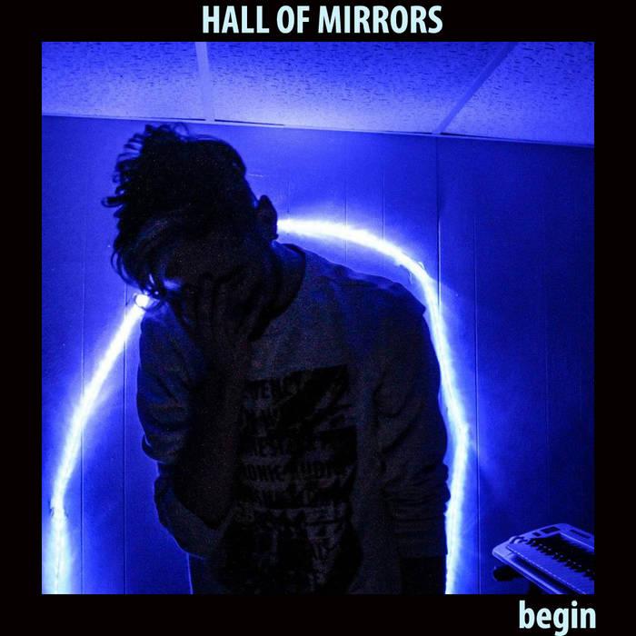begin EP cover art