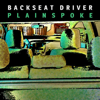 Backseat Driver cover art