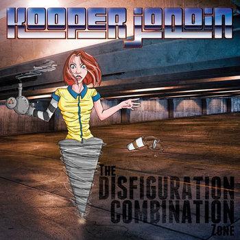 The DISFIGURATION COMBINATION Zone. cover art