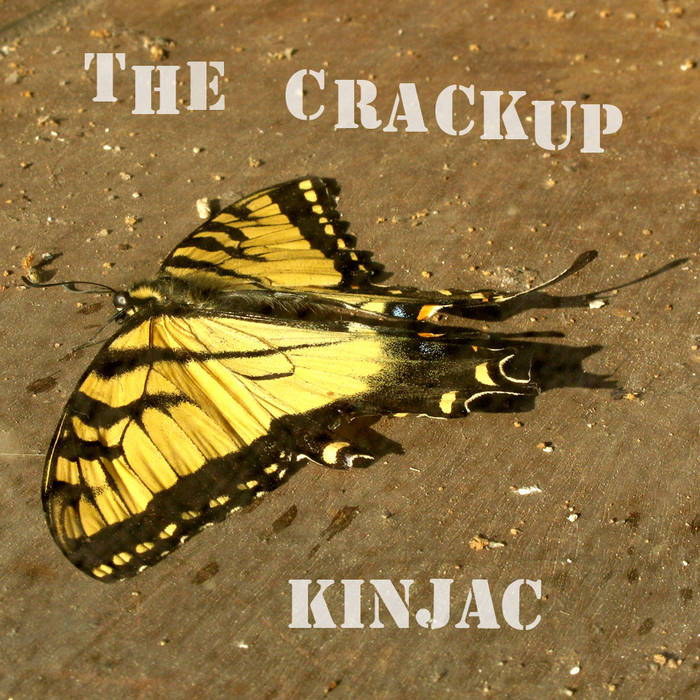 The Crackup cover art