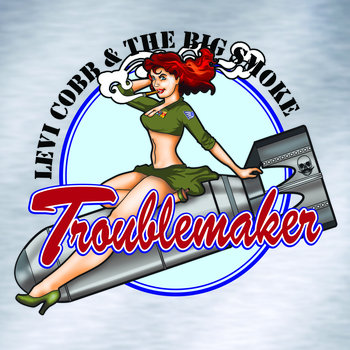 Troublemaker cover art
