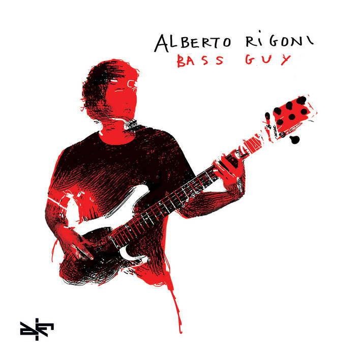 Bass Guy (single) cover art
