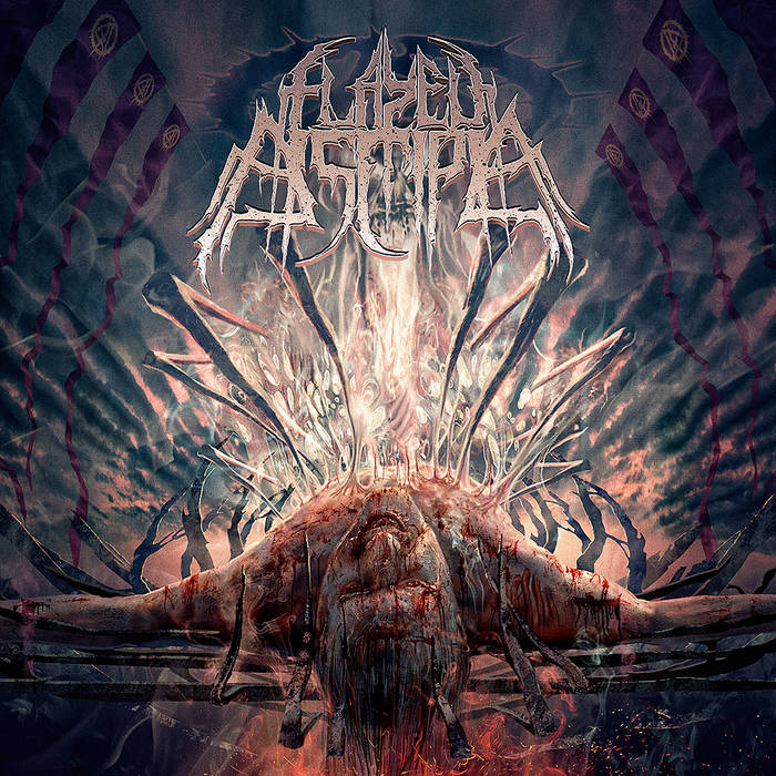 Flayed Disciple Vinyl cover art