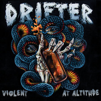 Violent At Altitude cover art