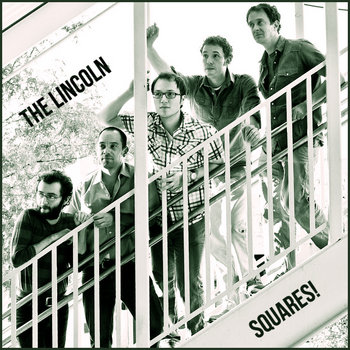 The Lincoln Squares! - EP cover art
