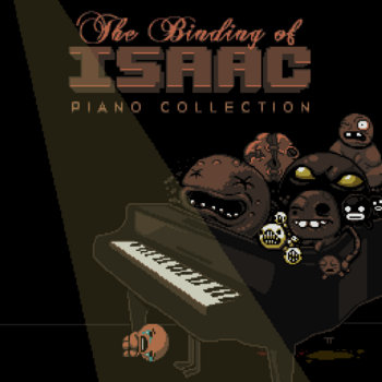 The Binding of Isaac - Piano Collection cover art