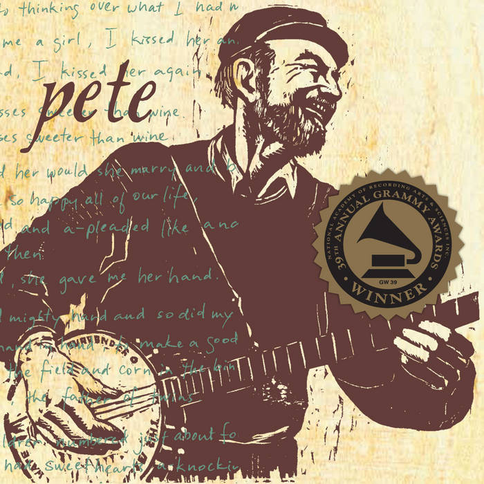 Pete cover art